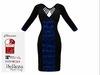 Paige Dress Blue