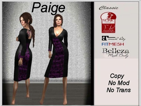 Paige Demo
