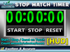 >> Stop Watch Timer HUD
