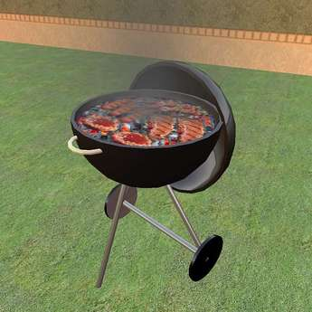 Sphere Barbecue