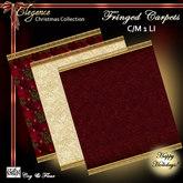 C&F Elegance Christmas Rugs