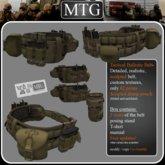 >>MTG<< Tactical Ballistic Belt MULTICAMIL box 1.0