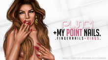 . PUNCI . My Point Nails . Casual