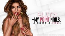 . PUNCI . My Point Nails . Splayed