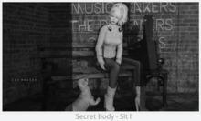 Secret Body - Sit l - pose