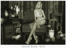 Secret Body - Sit ll - pose