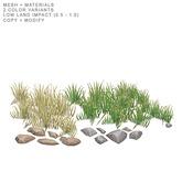 CARGO // Grass + Rocks