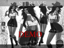 {SD} (Demo) FAMILY TRADITIONS (Slink & Omega Appliers)