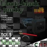 [Naeko] Black-Black Pocky