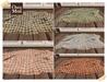 Shabby rug colors chez moi