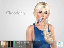 rezology Chocolarity (mesh hair)