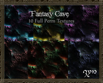 Zyn ~ Fantasy Cave Textures
