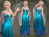 DEMO Elsa Gown by Caverna Obscura - Maitreya and standard sizes