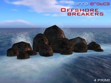 Anna Erotica - Offshore Breaker Rocks - 4 Prims!