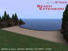 Anna Erotica - Beach Extender - 7 Prims!