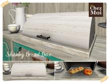 Shabby Bread Box ♥ CHEZ MOI