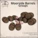 [DDD] Moorside Group Barrel Set