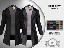 Daniel Grant - Aiden Coat w. Sweater PACK 1
