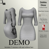 DE Designs - Debbie Dress - DEMO