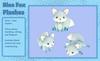 Liminality- Blue Fox Plushes