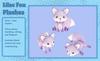 Liminality- Lilac Fox Plushes