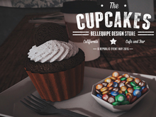 {BE} Cupcakes(Click to Vend)