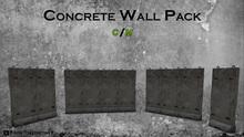 AS Concrete Wall Pack / Copy / Mod / Low Impact