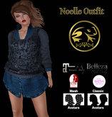 :.: Katak :.: Noelle Outfit ( Denim / Blue )