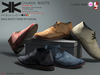 Chukka :: Shoes Male :: 5 Colors :: {kokoia}
