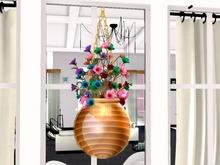 CHOBANII ::Hanging Potted Plants