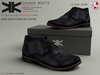 Chukka :: Shoes Male :: Black :: {kokoia}