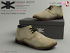 Chukka :: Shoes Male :: Sand :: {kokoia}