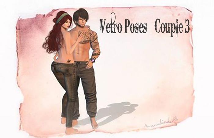 ++ Vetro Poses - Couple 3 ++