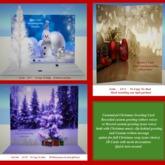 Custom Audio 3D Christmas Card