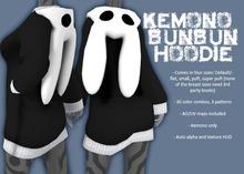 krankhaus - Kemono Bunbun Hoodie