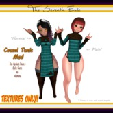 The Seventh Exile: Causal Tunics Mods - Coldbite