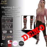 IMaGE Factory Hunter Boots Demo