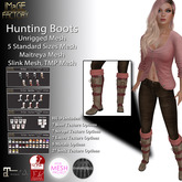 IMaGE Factory Hunter Boots