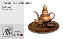 *AF* Asilah Tea with Mint