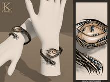 (Kunglers) Yennefer bracelets - Amethyst