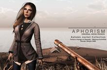 !APHORISM! Autumn Jacket - DEMO