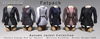 Autumn jacket collection fatpack