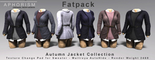 !APHORISM! Autumn Jacket - Fatpack