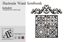 *AF* Hacienda Scrollwork