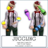 Sway's Juggling Balls & Pins