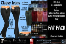 NP_Classy Jeans - Fat Pack (ADD to unpack)