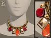 %28kunglers extra%29 melita necklace   golden
