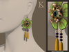 %28kunglers%29 blanche earrings   candy