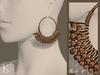 %28kunglers extra%29 ciri earrings   vendor copper