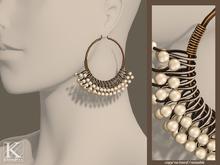 (Kunglers) Ciri earrings - mixed 2